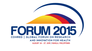 Forum 2015 Logo